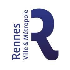 Logo Rennes Ville et Métropole