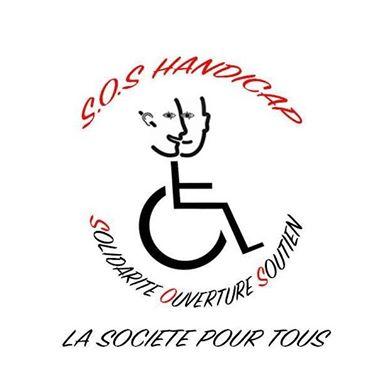 Logo S.O.S Handicap